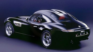 BMW Z07 concept – rear quarter