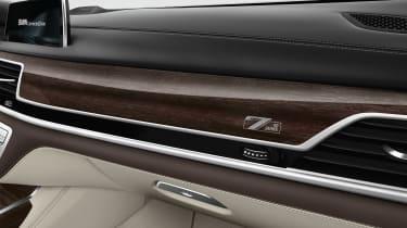 BMW 7-series 40 Jahre - Dash