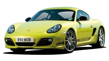 10 best manuals: Porsche Cayman R