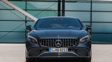 Mercedes S 65 Coupe - front