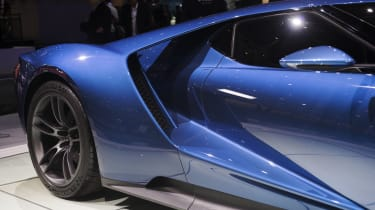 2016 Ford GT -