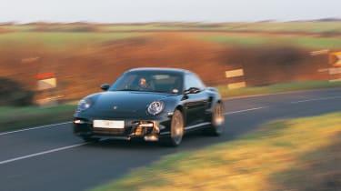 DMS Porsche 997 Turbo
