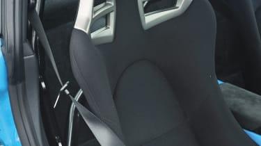 Porsche 911 GT3 997 interior