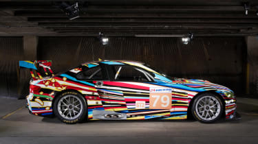 BMW Art Car - koons
