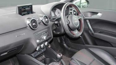 Audi S1 – interior