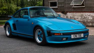 1986 Porsche 930 Flachbau