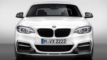 BMW M240i M Performance - front
