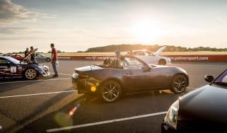 evo Track Evening - Bedford Autodrome