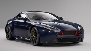 Aston Martin Vantage Red Bull Racing - front three quarter