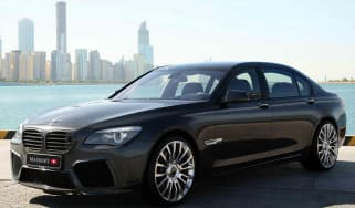 Mansory BMW 7-series news and pictures