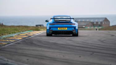 992 Porsche 911 GT3 manual – rear