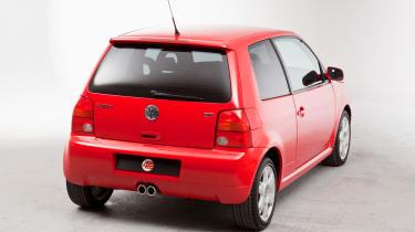 Volkswagen Lupo GTI – rear quarter