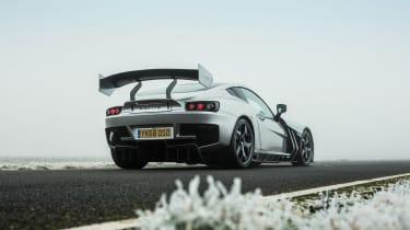 GINETTA unnamed supercar - rear