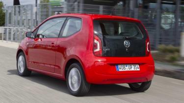 Volkswagen Up city car