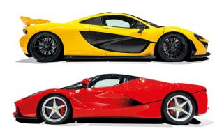 LaFerrari vs McLaren P1: In depth technical analysis