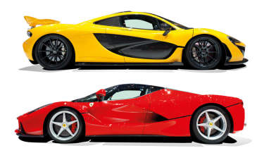 LaFerrari vs McLaren P1: In depth technical analysis