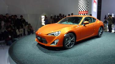 2011 Tokyo Show: Toyota GT 86