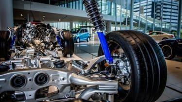 Nissan GT-R adjustable dampers