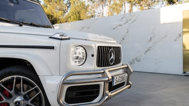 Mercedes-AMG G63 – close up