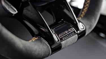 Mercedes-AMG GT63 S Edition 1 - Steering wheel