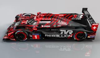 TVR Rebellion Racing LMP1 - side