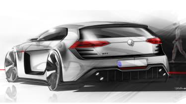 VW DESIGN VISION GTI