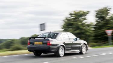 VXR8 GTS-R vs Carlton - rear quarter