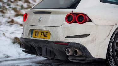 Ferrari GTC4 Lusso T - tail