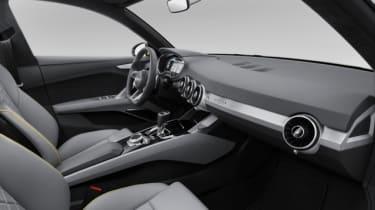 Audi TT Offroad concept shown in Beijing
