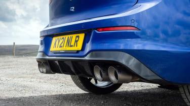 Hot hatchback triple – exhausts Golf