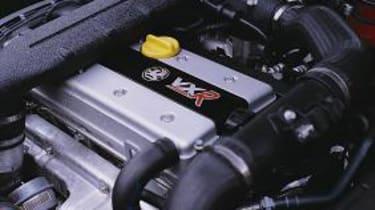 Vauxhall Astra VXR engine