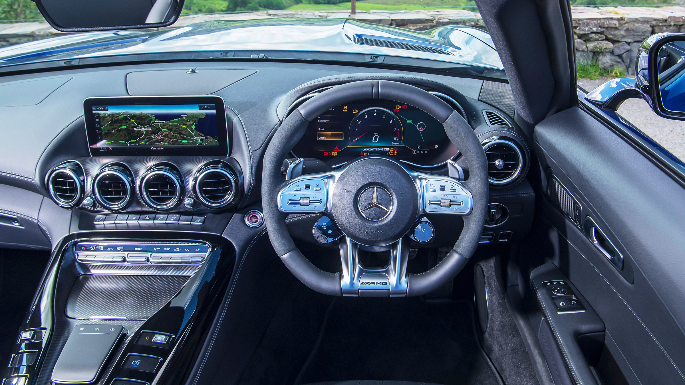Mercedes Amg Gt Review A Supercar With An Identity All Of Its Own Evo