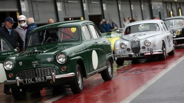 Silverstone classic - front