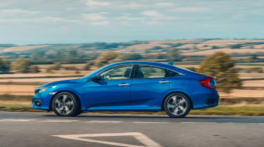 Honda Civic review - saloon