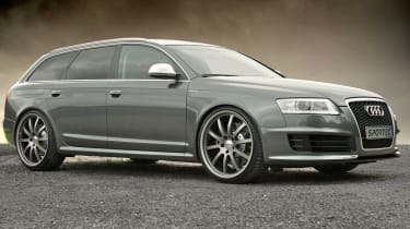 Audi RS6 by Sportec
