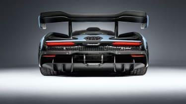 McLaren Senna – rear