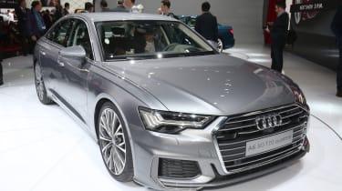 Audi A6 – front quarter