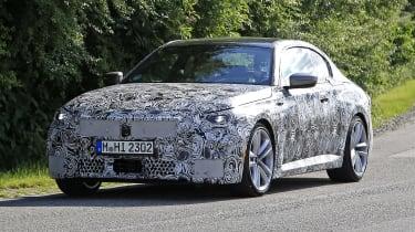 2021 BMW 2-series set 2 spy – quarter