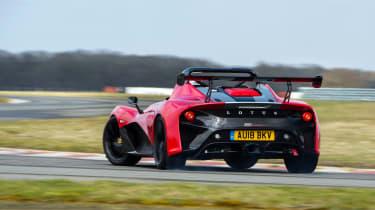Lotus 3-Eleven – rear quarter