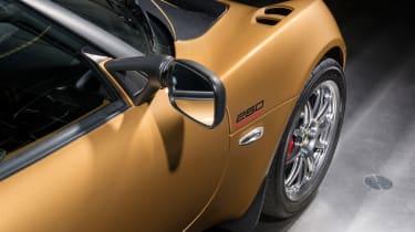 Lotus Elise 260 Cup - fender