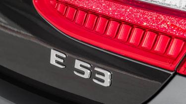 Mercedes-AMG E53 – rear light