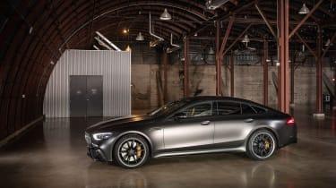 Mercedes-AMG GT63S - side
