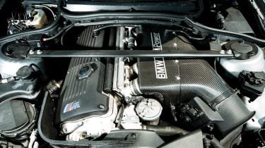 BMW M3 CSL carbon airbox