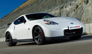 Nissan 370Z Nismo tuned coupe