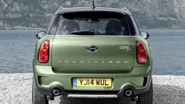 Mini Countryman gets minor facelift