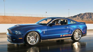 937bhp Shelby Mustang