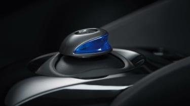 Nissan Leaf Nismo gear selector