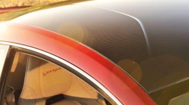 Aston Martin Vanquish roof