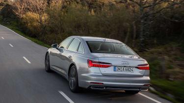 2018 Audi A6 - rear