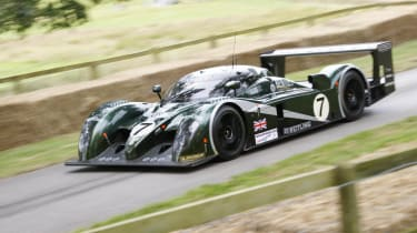 2011 Cholmondeley Pageant of Power
